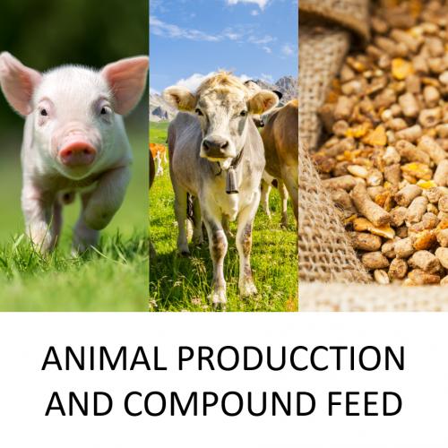 animal prod and comp feed