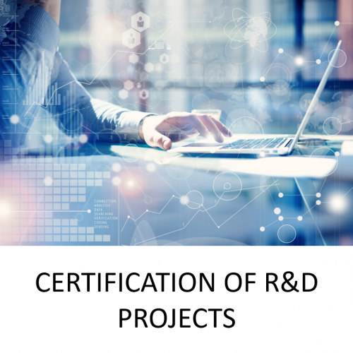 certification rd proj
