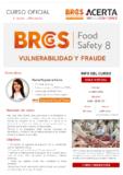 Anuncio emails BRCGS Vulnerabilidad y Fraude abril 2021