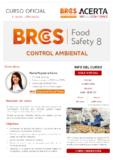 BRCGS Control Ambiental abril 2021