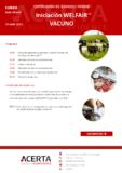 Welfair Iniciación VACUNO abril 2021 pag 2