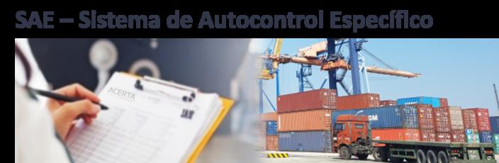 SAE - Sistema de Autocontrol Específico